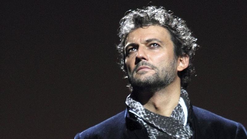 Verdi's Otello Act II finale Jonas Kaufmann and Marco Vratogna The Royal Opera