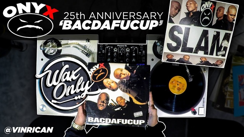 Discover Samples On Onyx 'BACDAFUCUP' WaxOnly