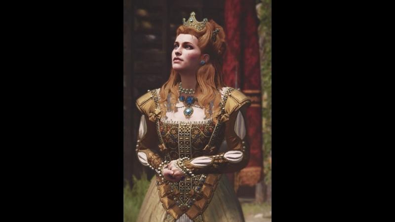 Anna Henrietta Sylvia Anna The Witcher 3 Edit Vine