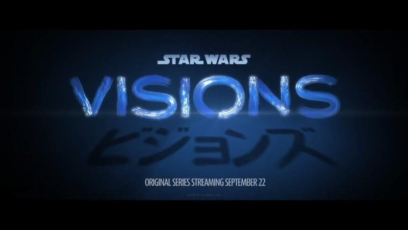 Звёздные войны Видение 1 сезон Русский трейлер Субтитры 2021