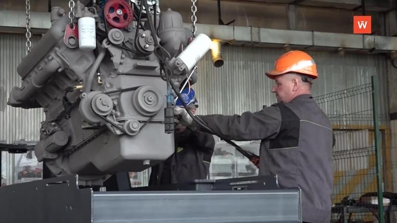 Выборгская сторона репортаж с машиностроительного завода в пос. Рощино