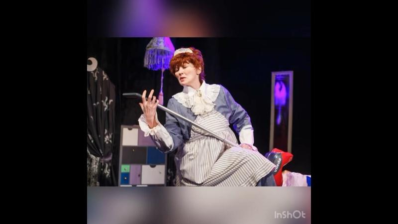 Видео от Камерный драматический театр