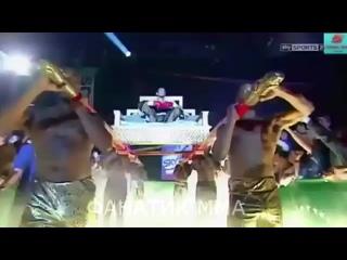 Насим Принц Хамед что стало с одним из самых безбашенных боксеров 90-Х