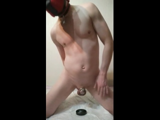 Gay Chastity play
