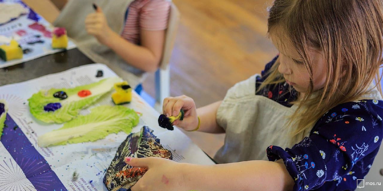 Во дворце творчества Нижегородского открылась программа «Естествознайки». Фото mos.ru