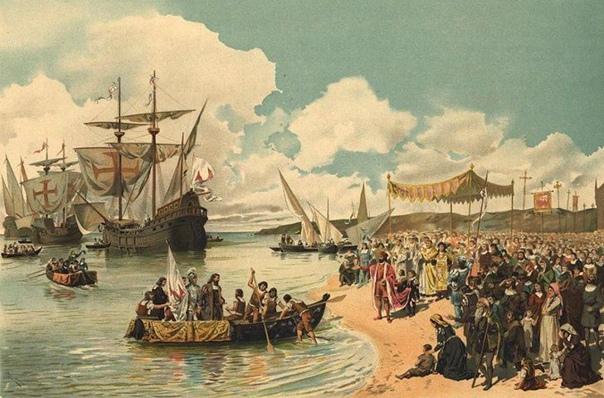 Кто первым из европейцев открыл Индию Известный испанский мореплаватель итальянского происхождения Христофор Колумб во время своего первого плавания в 1492-1493 годах изначально хотел попасть в