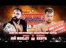 NJPW Strong 26.02.2021 - Джон Моксли vs. Кента рyсскaя вeрcия от 545TV