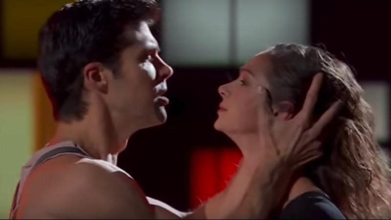 Roberto Bolle Polina Semionova Danza con me Pavel Kashin Lucifer in love