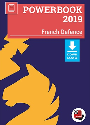FRENCH DEFENCE_Powerbook & Powerbase 2019  GLlC50eV4do