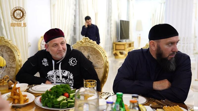Навестил семью дорогого БРАТА помощника Главы ЧР Абдул Керима Эдилова