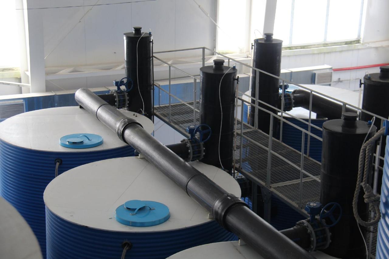 Как в Орле улучшают качество питьевой воды