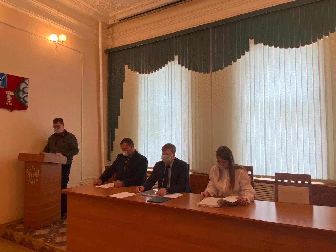 На заседании КЧС обсудили готовность района к паводку