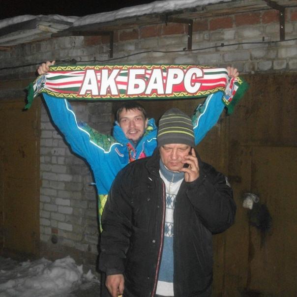 Митя Маликов, Казань, Россия