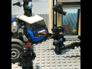 Лего мультик