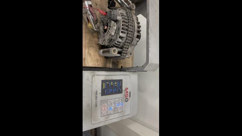 Видео от Генераторы стартера моторы отопителя