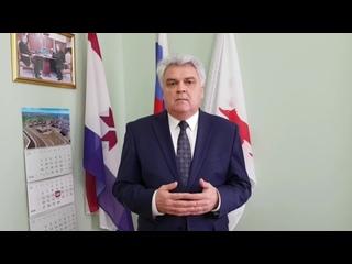 Обращение П. Тултаева к жителям и гостям Саранска 16/04/20
