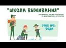 Праздничная программа Школа выживания - Урок №2 Вода