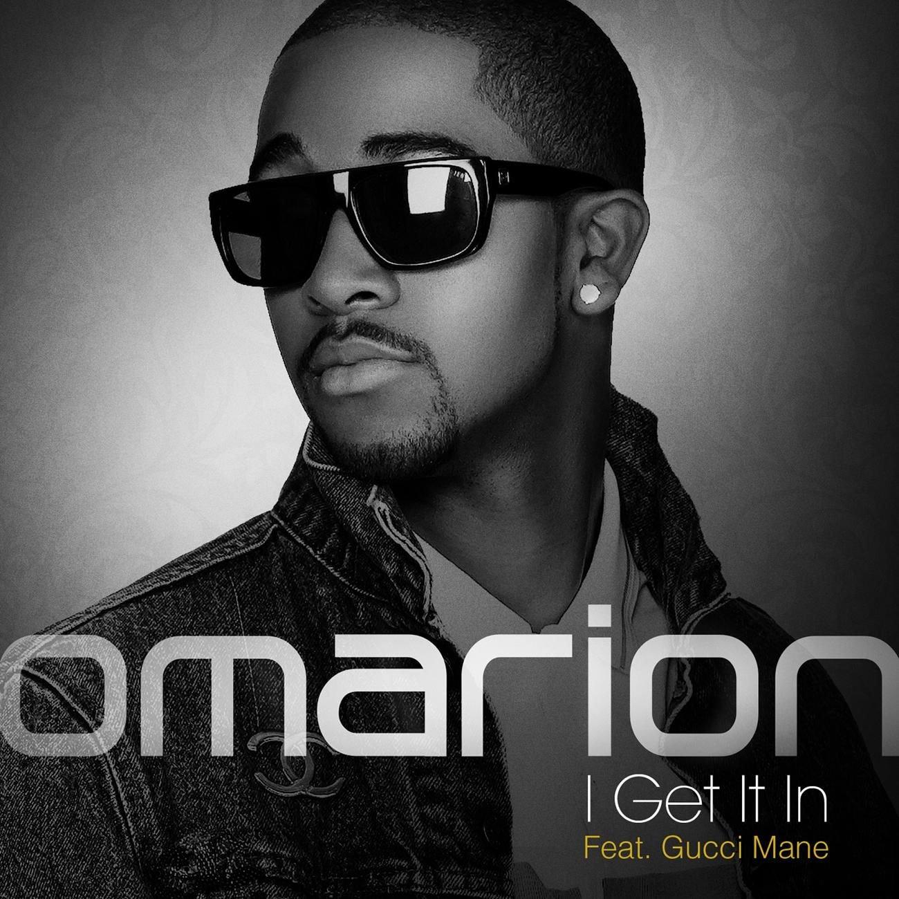 Omarion album I Get It In featuring Gucci Mane