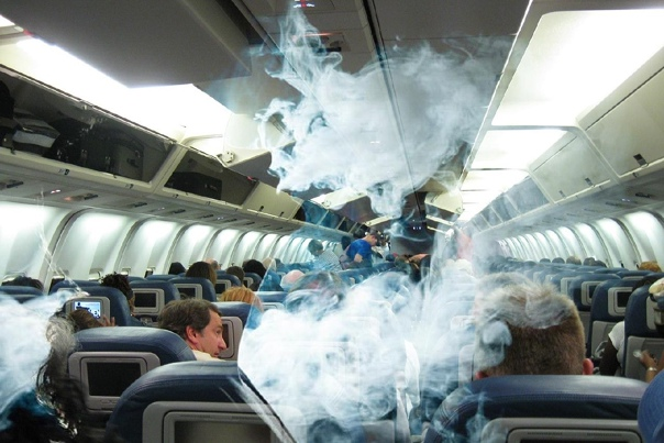 На рейсе Москва — Владивосток пассажирка попыталась подра...