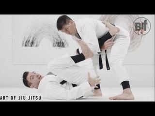 NICK BOHLI - STRAIGHT ARMBAR COUNTER ATTACKING THE Leg Drag PASS #bjf_aoj