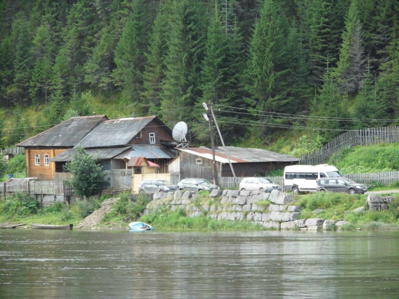 Село Кын завод