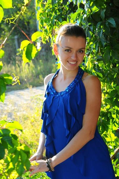 Елена Тарасова, Украина
