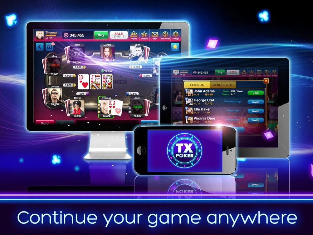 тх покер играть онлайн