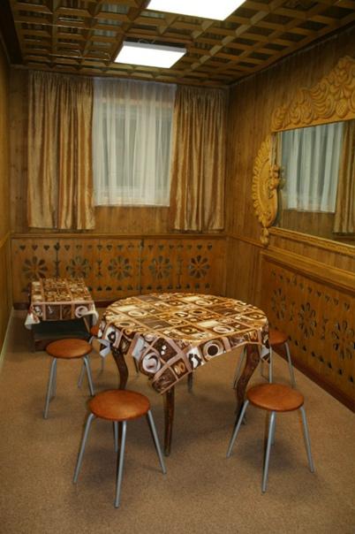 Вторая комната отдыха в сауне (малая)