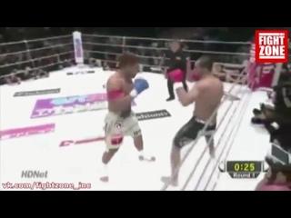 Джэк Слэк. Техника (12): Как Гегард Мусаси победил чемпиона мира по К-1 Кяотаро Фуджимото (перевод )
