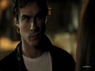 Daemon&Elena. the vampire diaries