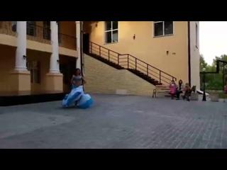 Восточные танцы Евгении Усановой
