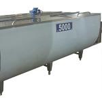 Охладитель молока открытого типа — объём 5000 м3.