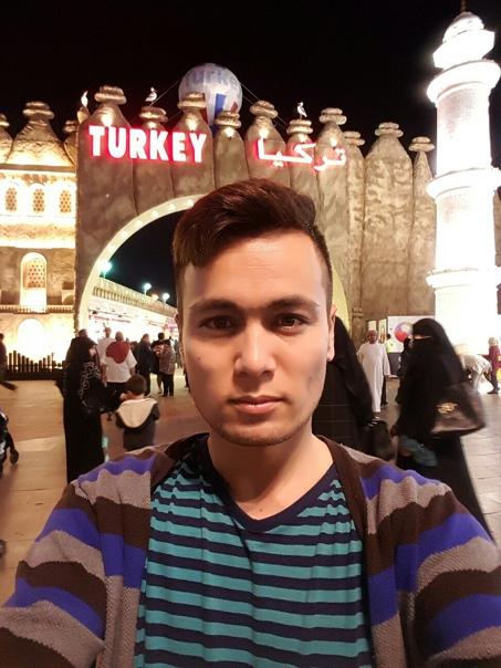 Мади Алибатыров, Нур-Султан / Астана, Казахстан