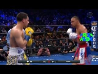 Keith One Time Thurman vs. Danny swift Garcia Mar. 2017 -AZ BOX Thurman wins
