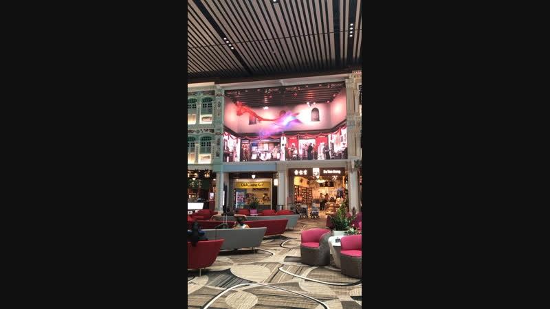 Айропорт сингапур