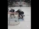 Драка в любительском хокке