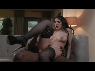 Valentina Nappi - A, Black, Bull, for, My, Hotwife, 3, - interracial, stockings,