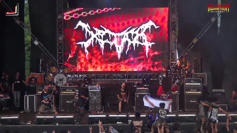 XTAB Gorok Kuragaji Live At Hellprint United Day V afonya drug