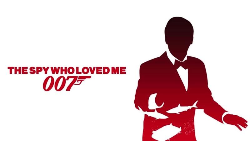 Шпион который меня любил ► The Spy Who Loved Me ◄ 1977