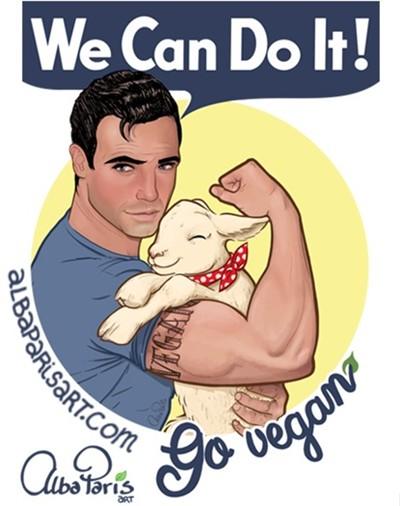 Vegan Boy