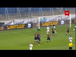 СК Дніпро-1 2 : 0 Олімпік | Огляд матчу