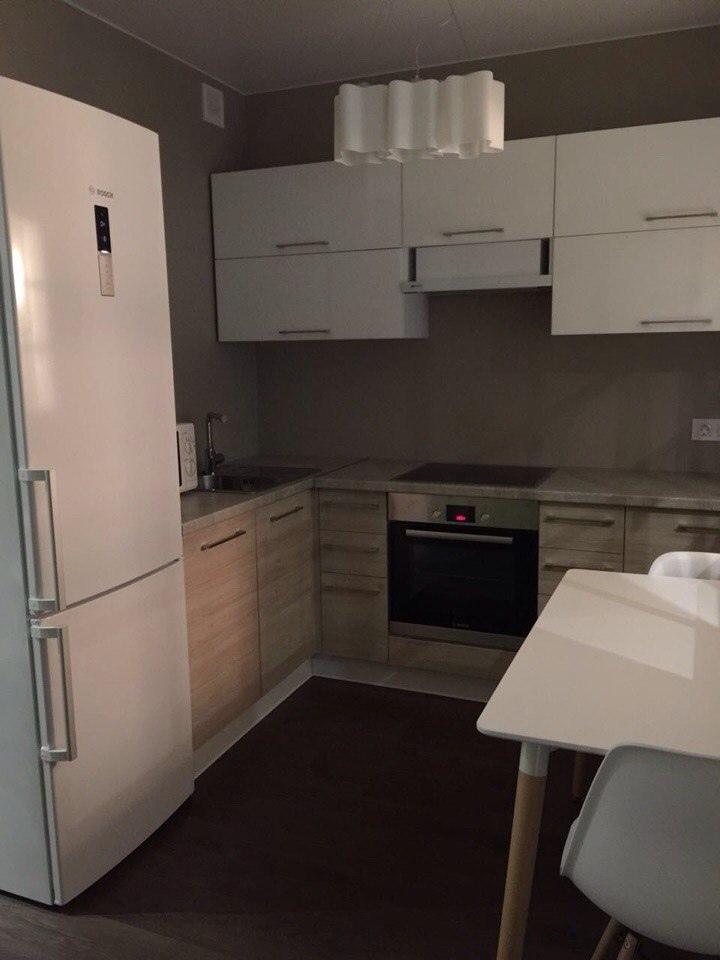 Интерьер квартиры 26 м в Санкт-Петербурге.