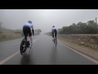 Спорт мотивация от велокоманды Газпром-РусВело