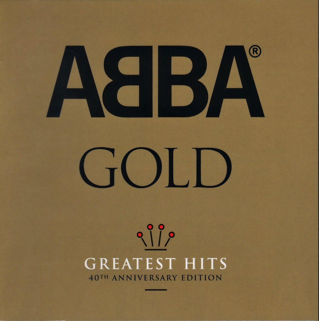 Abba album Abba Gold Anniversary Edition