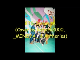 BTS-Dynamite(Cover by The3(Tree))