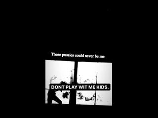SCARLXRD - DONT PLAY WITH HIM KIDS
