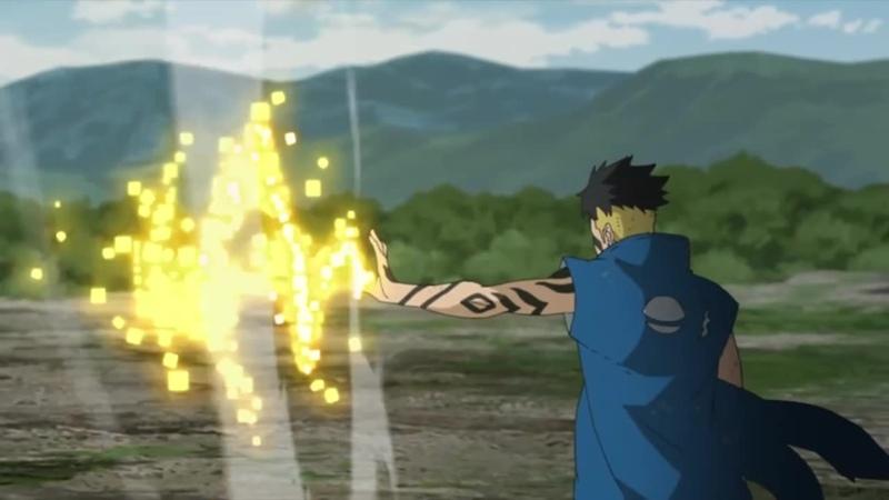 Боруто Новое Поколение Boruto Naruto Next Generations 189 RainDeath
