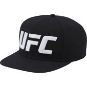 Снепбек Reebok UFC Logo Black