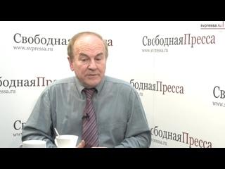 Доктор медицинских наук И. Гундаров: не коронавирус, а именно паника вызовет смертность. Тотальная пандемия психоза и страха