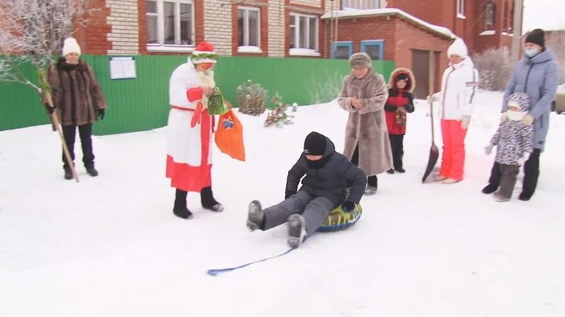 Жители Хрустальной за капремонт дороги